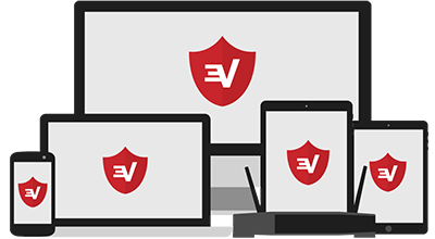 Dispositivos com aplicativos ExpressVPN