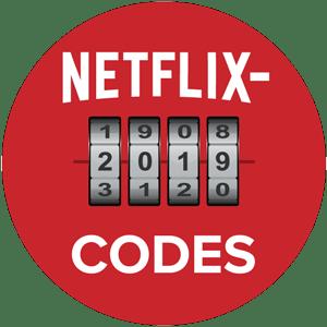 Netflix-Geheimcodes: Ein Kombinationsschloss, das die versteckten Netflix-Filme darstellt, die Sie mit Genrecodes entsperren können.
