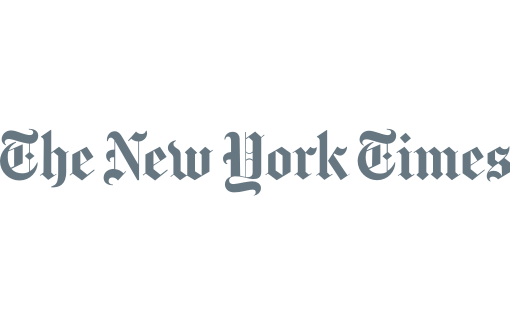 logotipo de new york times