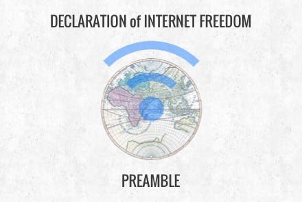 Internet Declaration