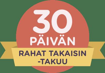 ExpressVPN tarjoaa 30 päivän rahat takaisin -takuun
