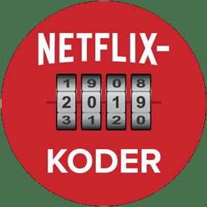 Netflix-salakoodit: yhdistelmälukko edustaa piilotettuja Netflix-elokuvia, jotka voit avata luokkakoodeilla.
