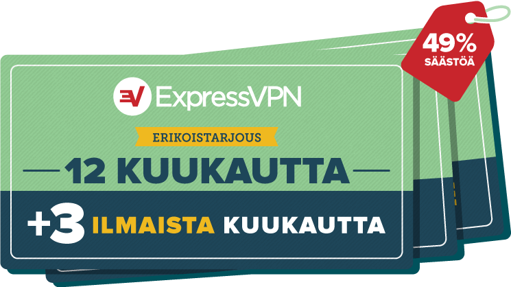 ExpressVPN-kupongit