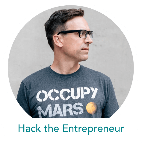 Hack The Entrepreneur podcast