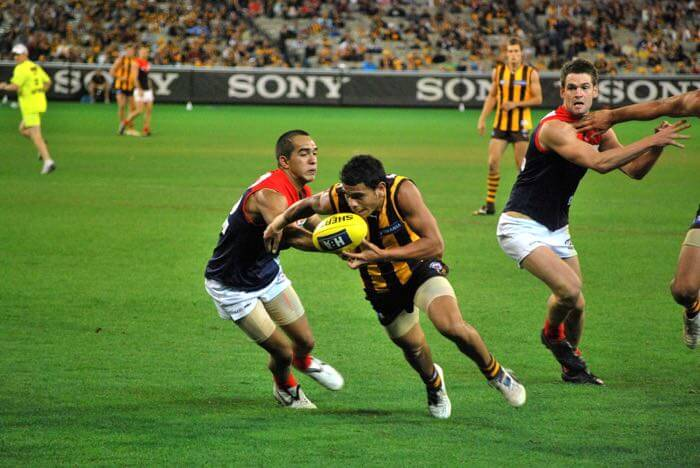 Watch AFL matches online with a VPN