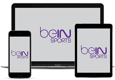 Assista ao beIN Sports no computador, tablet ou smartphone.