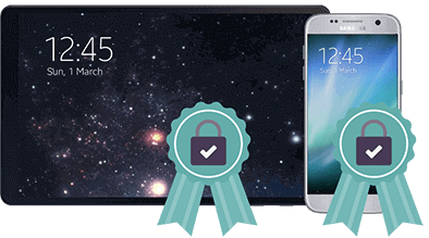 Android devices with best VPN ribbons.