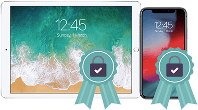 iOS devices with best VPN ribbons.