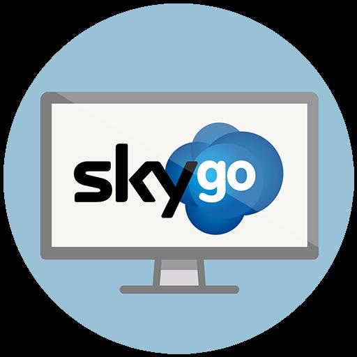 Katsele Sky Go:ta VPN:n avulla