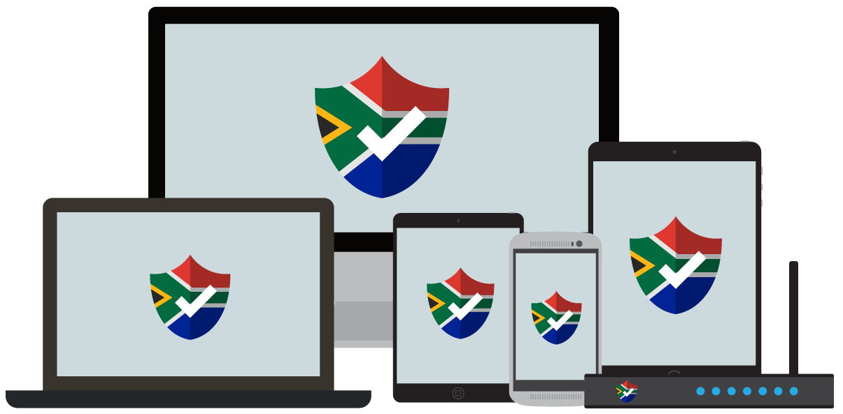 Your VPN for South Africa