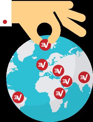 ExpressVPN: การเชื่อมต่อส่วนตัวที่รวดเร็วและปลอดภัย