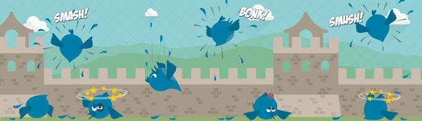 Firewalls bloqueiam o Twitter