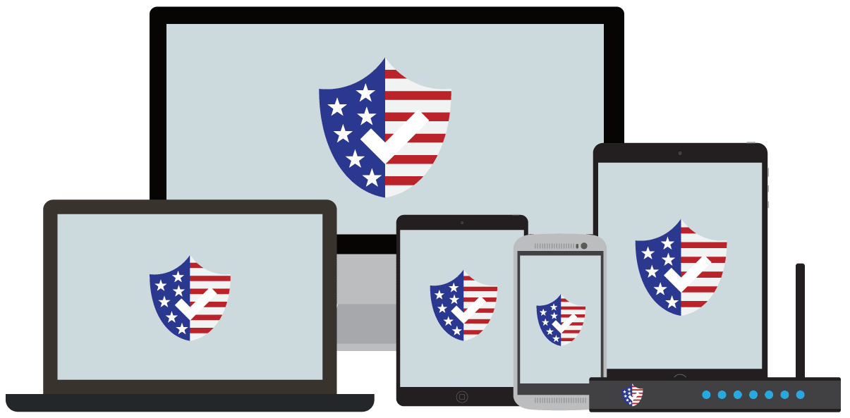 Uw VPN voor de VS