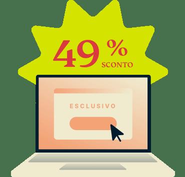 49 percento di sconto su ExpressVPN.