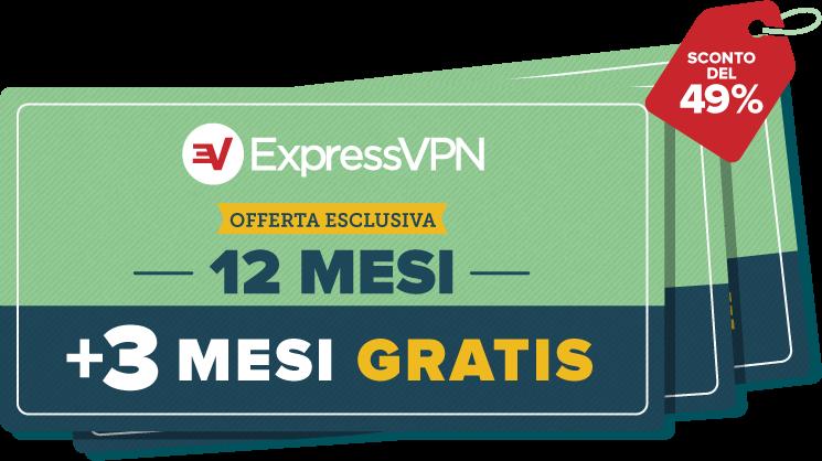 Coupon ExpressVPN.