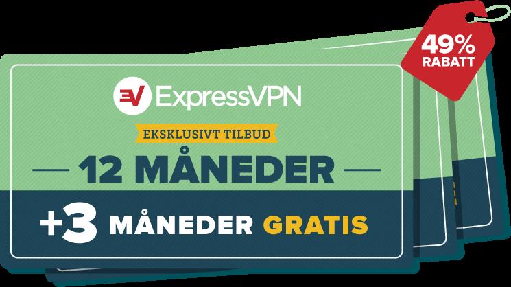 ExpressVPN-kuponger.