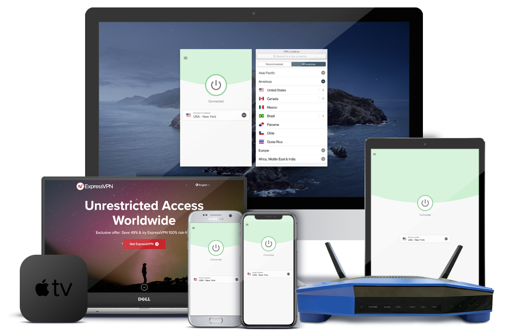 Expressvpn on all devices 2