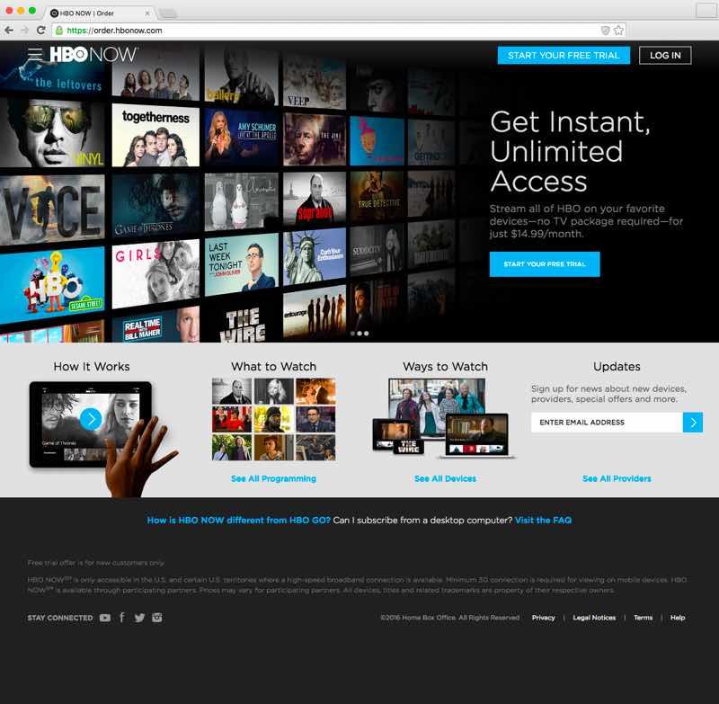 Katso lisää HBO sisältöä ExpressVPN:n avulla.