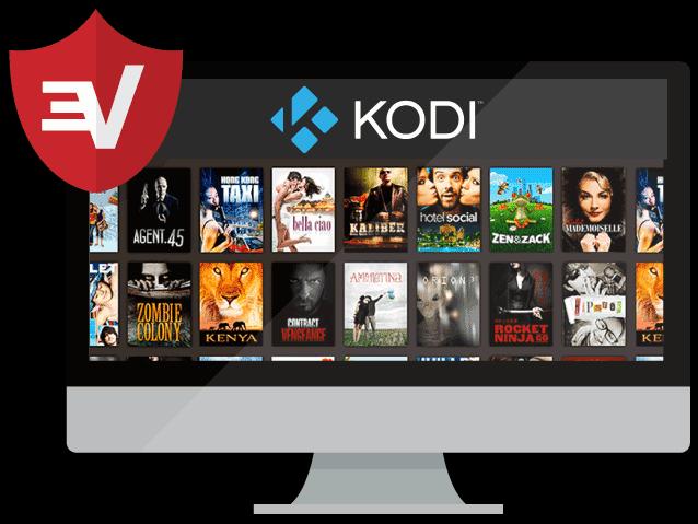 Cómo usar una VPN con Kodi