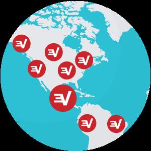 Steg 3: Anslut till en mexikansk VPN-server