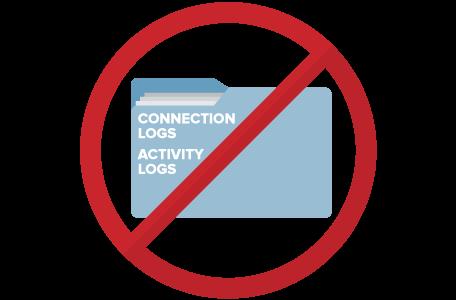 ExpressVPNは、活動ログおよび接続ログを一切保持しません