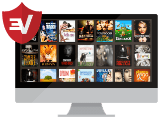 Guarda Sling online con una VPN.