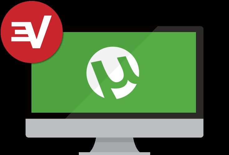 Use un uTorrent para bajar torrents de manera rápida y segura