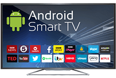 Android smart-TV.