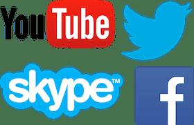 ExpressVPNを使用して、YouTube、Twitter、Skype、Facebookなどのブロックを解除。