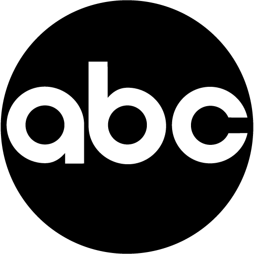 ABC VPN: The ABC channel logo.