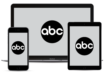 Watch ABC on all your devices.