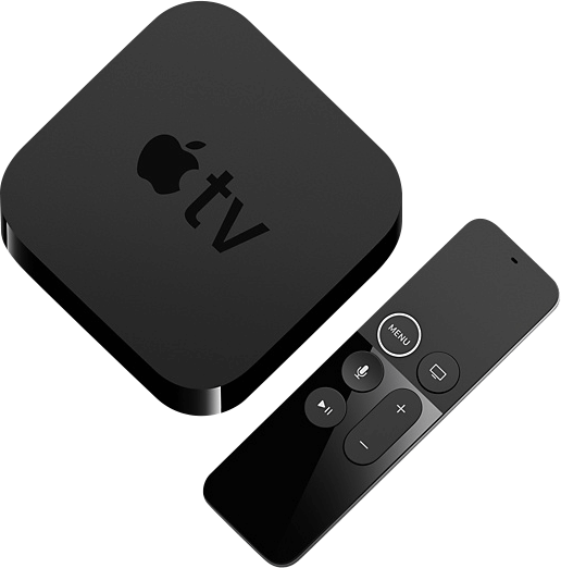 Apple TV용 ExpressVPN