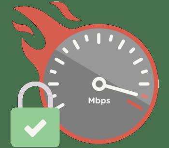 Det raskeste VPN-et