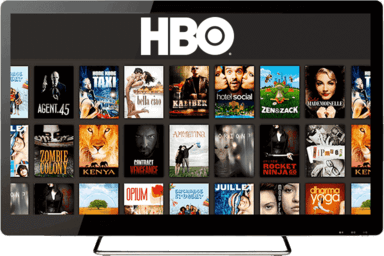 Kijk HBO op uw smart tv of streaming console.