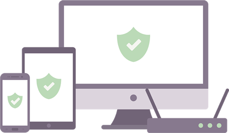 A range of devices with ExpressVPN.
