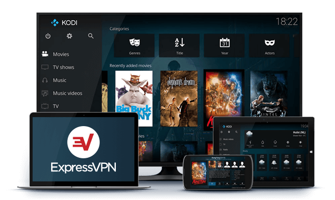 VPN for Kodi: Get unrestricted access to all your favorite add-ons