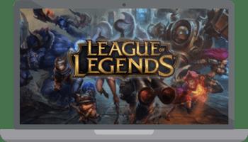 online games spelen op een Koreaanse server