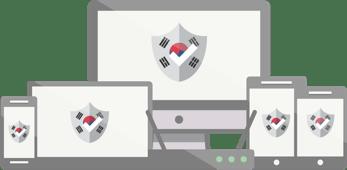 VPN-palvelusi Etelä-Koreassa