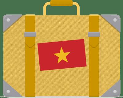 ベトナム旅行に備えて準備