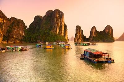 ExpressVPN Vietnam için güvenli bir VPN sunucu konumuna sahiptir