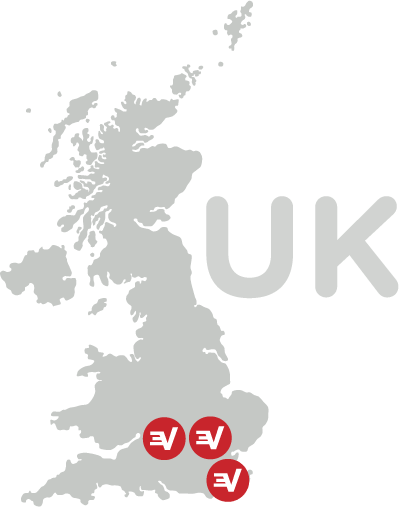 ExpressVPN has a selection of secure, blazing-fast server locations in the UK