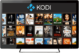 ExpressVPN lets you access content with Kodi securely, without throttling.
