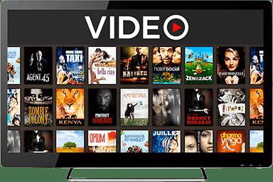 ExpressVPN позволяет смотреть фильмы на Netflix в полной безопасности и без ограничения пропускной способности.