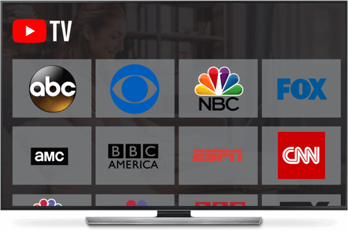 YouTube TV is a subscription service that lets you watch content from 50+ TV channel